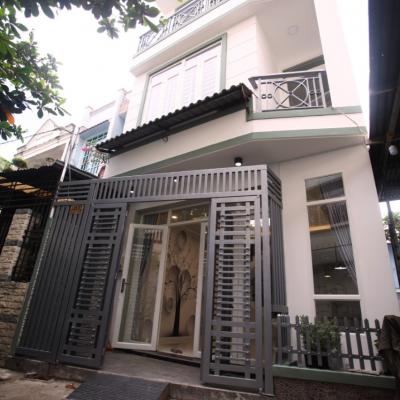 Bán nhà hẻm 331/13 Phạm Văn Chiêu, Phường 14, Gò Vấp, 5x10,5m, 4 lầu, 5,5 tỷ