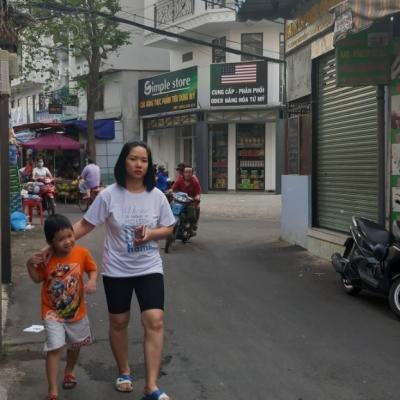Bán nhà hẻm Nguyễn Văn Lượng, Phường 17, Gò Vấp, 4 x 14m, cấp 4, hẻm 5m thông, buôn bán được