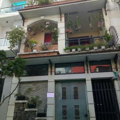 Bán nhà Hẻm 1 trục An Nhơn, Phường 17, quận Gò Vấp, 5,2 x 19m, 2,5 lầu, hẻm 6m thông, gần Phan Văn Trị