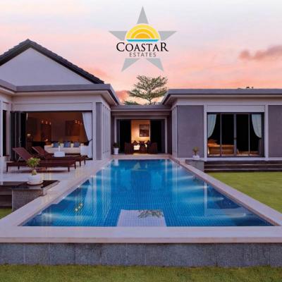 Bán biệt thự biển Coastar cạnh Casino Hồ Tràm giá chỉ từ 8tr/m2 .LH 0912357447