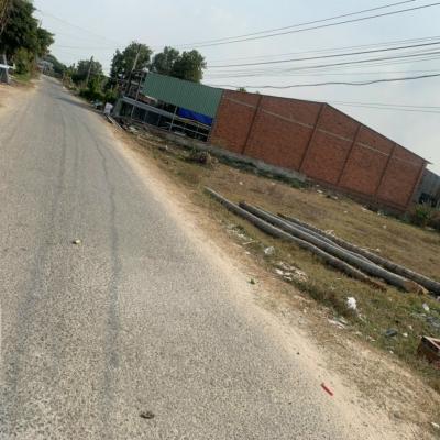 Bán đất Thị Trấn Bến Cầu, Huyện Bến Cầu, Tỉnh Tây Ninh, 5x40m, Đất thổ cư, 720 triệu
