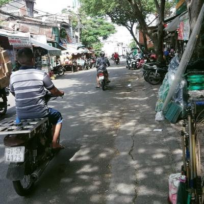 Bán nhà MT 28 Phan Văn Khỏe, Phường 13, Quận 5, 4,25x35m, 2 lầu, 21 tỷ
