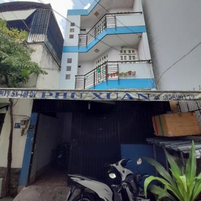 Nhà 2 hẻm Phạm Văn Chiêu, Phường 8, Gò Vấp, 5x9,5m, trệt 2 lầu, 4PN, 3WC, 4,35 tỷ