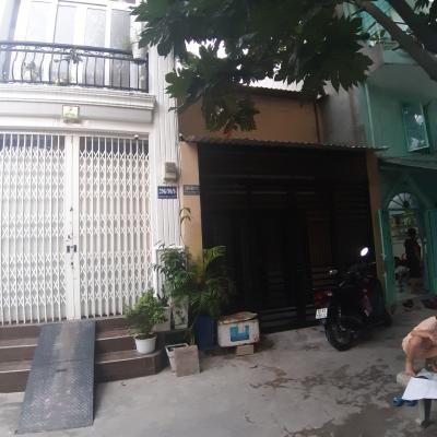 Bán nhà 296/90/11 Nguyễn Văn Lượng, Phường 17, Gò Vấp, 4x12m, cấp 4 lửng, 4,15 tỷ