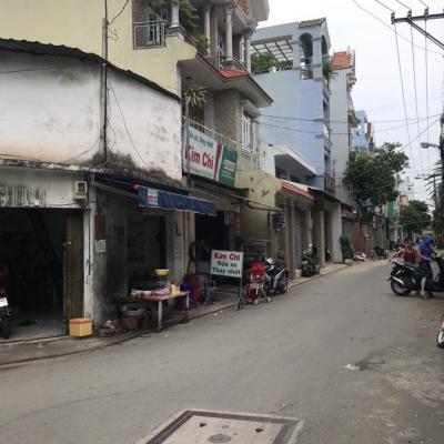 Bán nhà 2 hẻm 118/88 Phan Huy Ích, Phường 15, Tân Bình, 5,7x15m, cấp 4, 6,7 tỷ