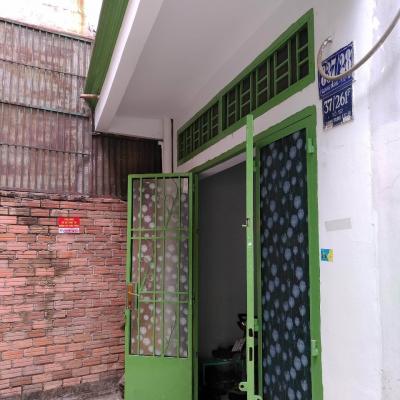 Bán nhà hẻm 837/28 Quang Trung, Phường 12, Gò Vấp, 3,2x5,5m, 2 lầu, 2,15 tỷ