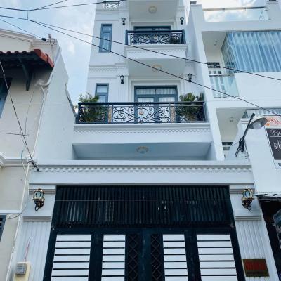 Bán nhà 439/46/23 Nguyễn Văn Khối, Phường 8, Gò Vấp, 4x12m, 4 lầu, 6 tỷ