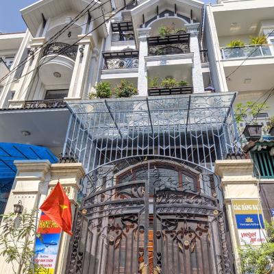 Bán nhà hẻm 331/70/5 Phan Huy Ích, Phường 14, Gò Vấp, 5x20m, 5,5 lầu, 8.95 tỷ