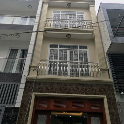 Bán nhà hẻm 908/42/11K4 Quang Trung, Phường 8, Gò Vấp, 4x13m, 4 lầu, 5,9 tỷ