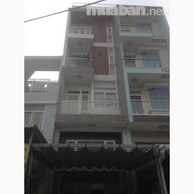 Nhà hẻm 102 Lê Văn Thọ, Phường 11, Gò Vấp, Hẻm 8m thông, 4x17m, lửng 3 lầu, 8 tỷ