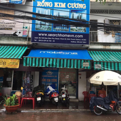Bán nhà mặt tiền 622 Điện Biên Phủ, Phường 22, Quận Bình Thạnh, 3,7x8m, 2 lầu, 4,85 tỷ