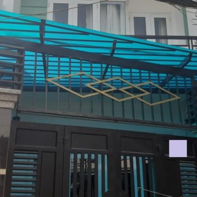 Bán nhà hẻm 111 Phạm Văn Chiêu, Phường 14, Gò Vấp, 4 x 13,5m, 1 lầu, HXH, đối diện ngã 3 Cây Trâm