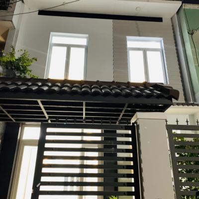 Bán nhà 2 hẻm 496/56/4 Dương Quảng Hàm, Phường 6, Gò Vấp, 6x17m, 2 lầu, 8,7 tỷ