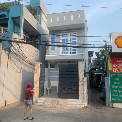 Bán nhà MT 70A Trần Quốc Tuấn, Phường 1, Gò Vấp, 3,85x16m, NH 4,2m, 2 lầu, 6,68 tỷ