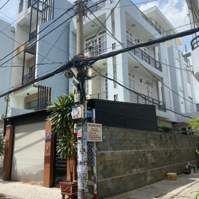 Bán nhà MT 38 Nguyễn Duy Cung, Phường 12, Gò Vấp, 7x20m, 4 lầu, 13,5 tỷ