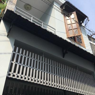 Bán nhà hẻm Phạm Văn Chiêu, Phường 14, Gò Vấp